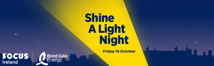 Shine a Light Banner